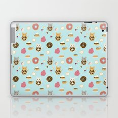 Donut Cat Laptop & iPad Skin