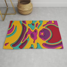 The paper cut effect Rug