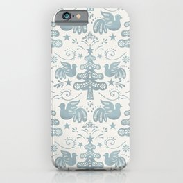 Hygge - Scandinavian Winter iPhone Case