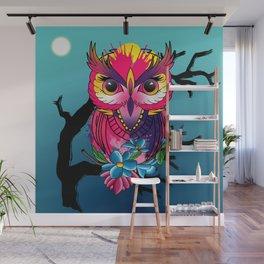 owl bird Wall Mural