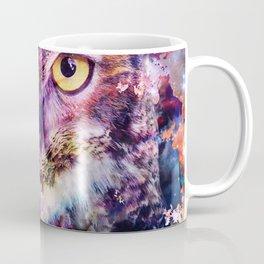 Owl Crack Coffee Mug