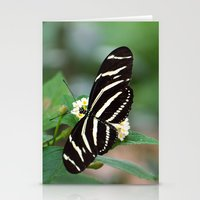 classy Stationery Cards featuring Classy by psycartist