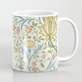 William Morris Flora Coffee Mug