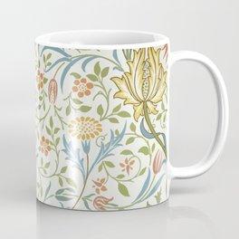 William Morris Flora Coffee Mug