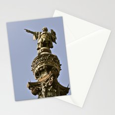 Christopher Columbus Stationery Cards