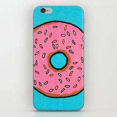 Donut iPhone & iPod Skin