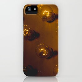 Vintage Marquee iPhone Case