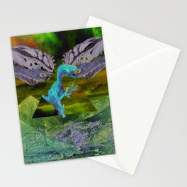 Prehistoric Stationery Cards