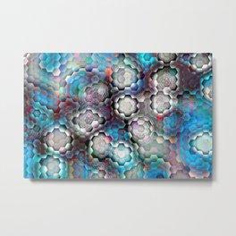 abstract bp Metal Print