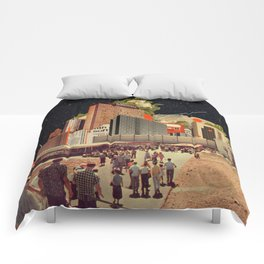 Software Road Comforters