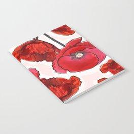 the poppy Notebook