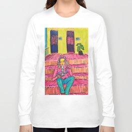 Porch Rips Long Sleeve T-shirt
