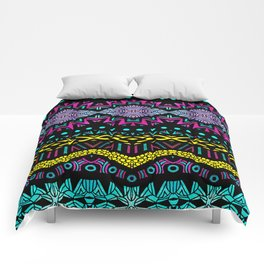 Tribal Dominance Comforters