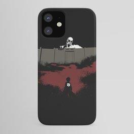 Attack OT iPhone Case