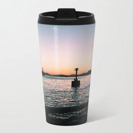 buoy by the sea Travel Mug