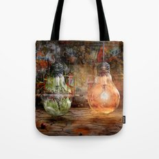 Quickly shot Tote Bag