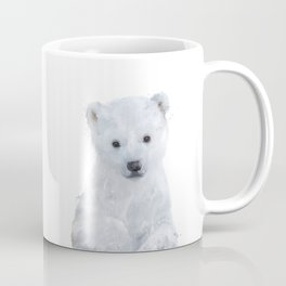 Little Polar Bear Coffee Mug