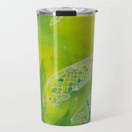 Kelp Eels Travel Mug