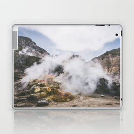 Volcano, Italy Laptop & iPad Skin