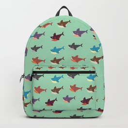 Snarky Sharky Backpack