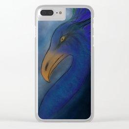 Fantastic Beast Clear iPhone Case