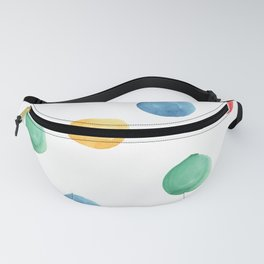 Color Pattern Fanny Pack