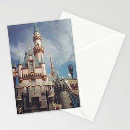 Sleeping Beauty's Castle Stationery Cards