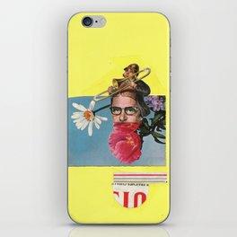 Poppy Man  iPhone Skin