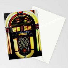 Wurlitzer Jukebox  Stationery Cards