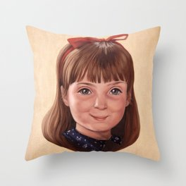 Matilda Throw Pillow