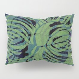 Leaf Lino Pillow Sham