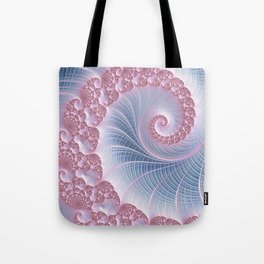 Twirly Swirl Tote Bag