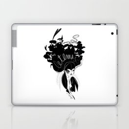 This head I hold - Emilie Record Laptop & iPad Skin