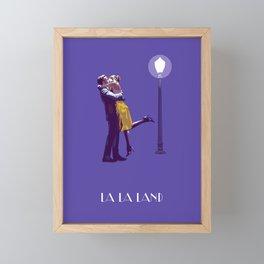 La La Land Framed Mini Art Print