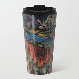 The Heard ,acrylic on canvass Travel Mug