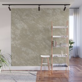 White gold velvet Wall Mural