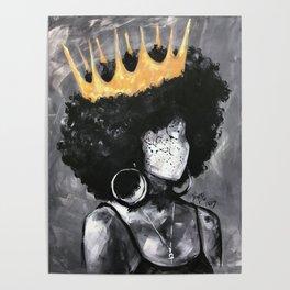 Naturally Queen II Poster