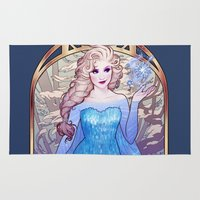 A Kingdom of Isolation Rug