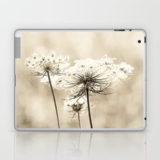 Queen Anne's Lace Laptop & iPad Skin