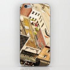Granville Street iPhone & iPod Skin