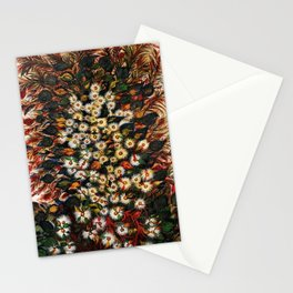 'Les Grandes Marguerites' - Flowers by Seraphine Louis Stationery Cards