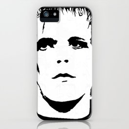 Lou Reed Reanimated  iPhone Case