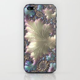 Royal abstract iPhone Skin