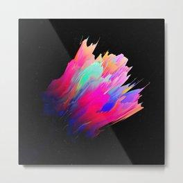 Panteleḗmōn (Abstract 38) Metal Print