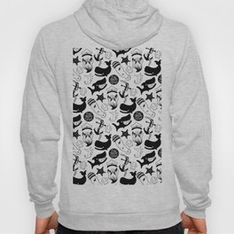 Nautical Pattern Hoody
