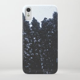 Cold Storm iPhone Case
