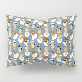 retro fashion Pillow Sham