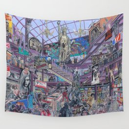 The Mall Wall Tapestry