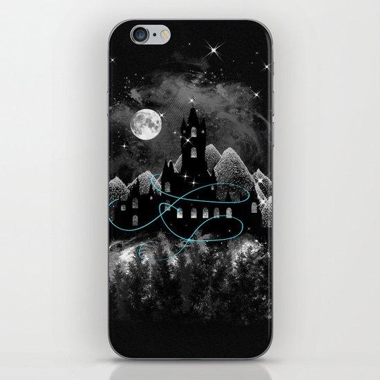 The Hidden Kingdom iPhone & iPod Skin