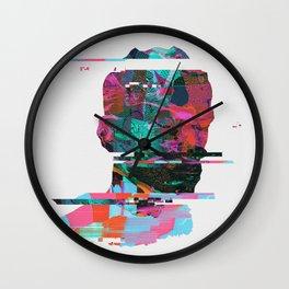 PORTRAIT_0003.SVG Wall Clock